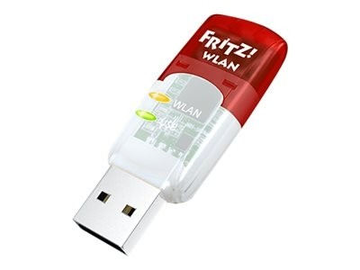 AVM FRITZ!WLAN Stick AC 430 - Netzwerkadapter - USB 2.0 - 802.11b, 802.11a, 802.11g, 802.11n, 802.11