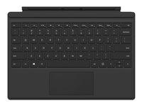 Microsoft Surface Pro Type Cover (M1725) -  Tastatur - mit Trackpad, Beschleunigungsmesser - Deutsch